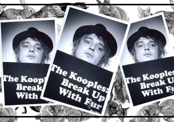 Pete Doherty roept The Kooples op volledig bontvrij te gaan