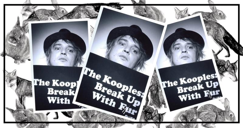 Kooples - Pete Doherty