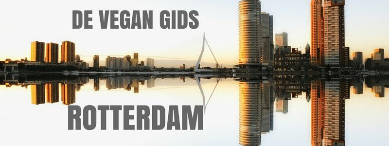 PETA Nederland veganistisch eten Rotterdam