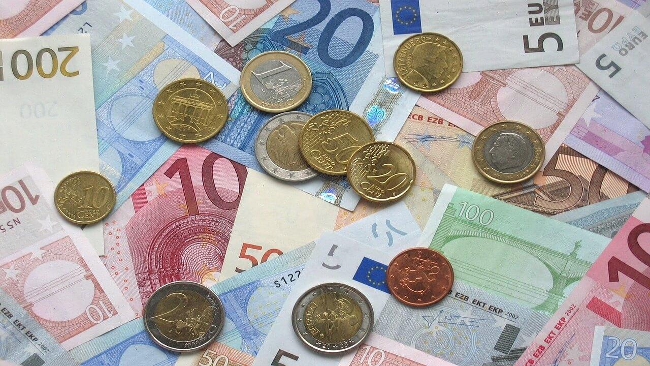 euro schuld kerst dieren