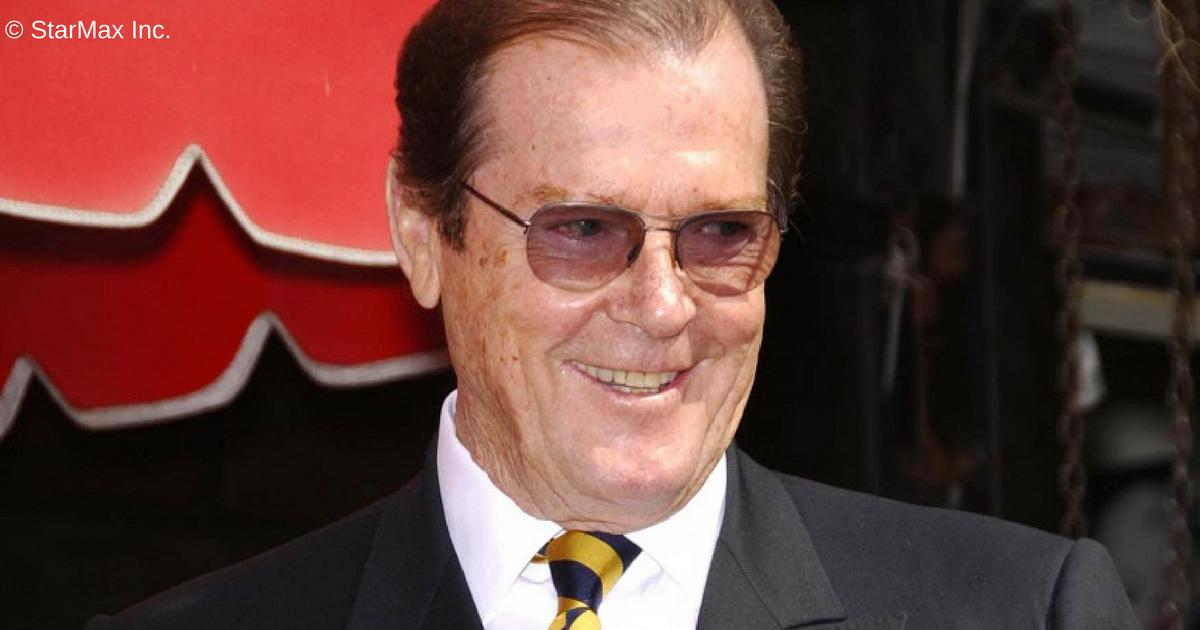 Sir Roger Moore: De man met een gouden hart