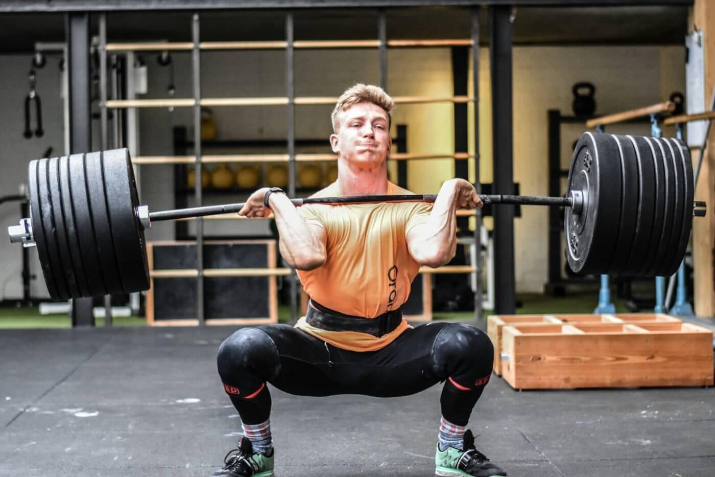 Vegan atleet uitgeroepen tot 'fitste man van Nederland'