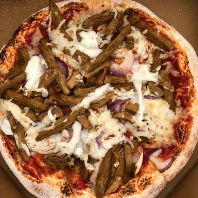 Er Is Vanaf Nu Vegan Pizza Verkrijgbaar Bij New York Pizza In Heel