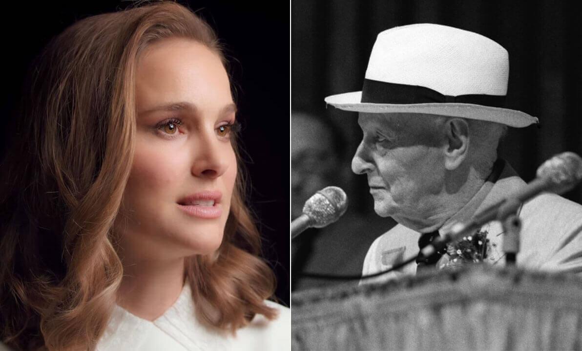 BEKIJK: Natalie Portman wil dat we dieren medelevend behandelen
