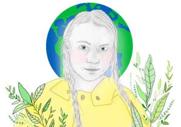 Is Greta Thunberg vegan?