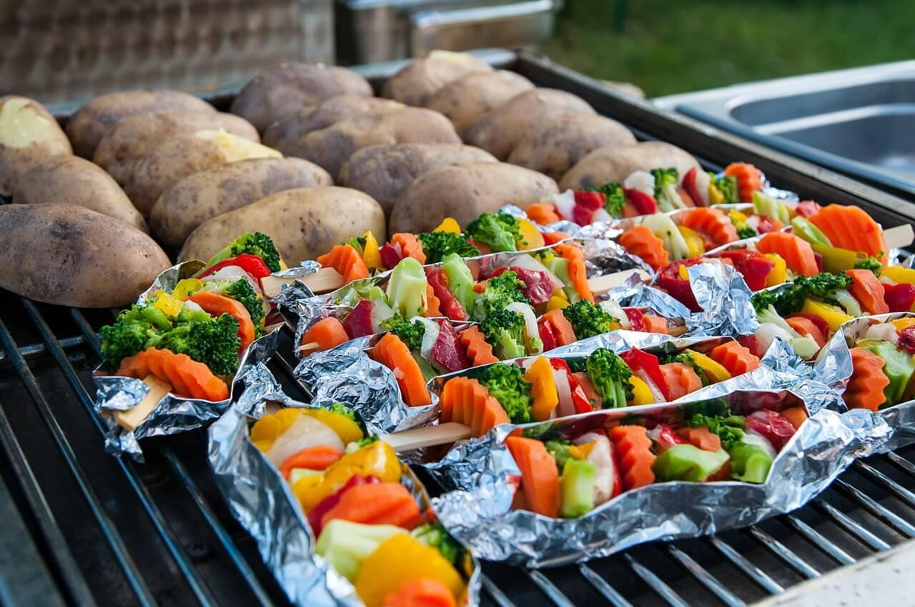 Met deze heerlijke vegan recepten word je een barbecue-ster