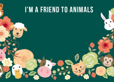 Kom op voor dieren tijdens Zoomgesprekken
